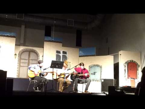Jacob Cauthen - Acoustic Performance, Artios Academy