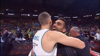 Real Madrid Celebrates EuroLeague Championship