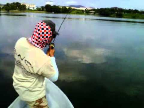 Monster 13012013 - Fishing in KL,Malaysia