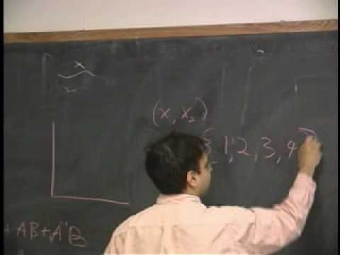 Lecture 1 -  Introduction, Algebra of Events, Conditional Probability (Part 3/4)