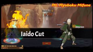 Mt Myoboku Mifune - Anime Ninja/Ninja Classic/Unlimited Ninja