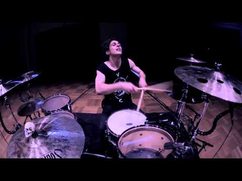Martin Garrix - Don't Look Down | Matt McGuire Drum Cover