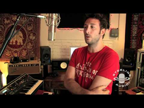 How to Record Vocals with a Sterling Microphone