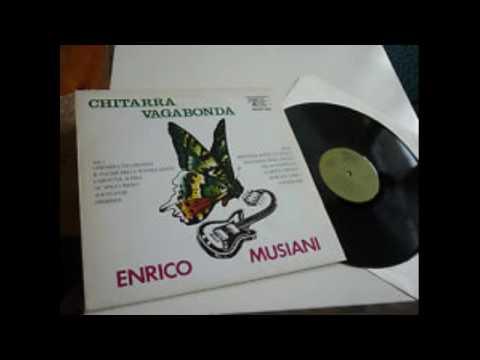 Enrico Musiani – Chitarra Vagabonda - full album - vinyl