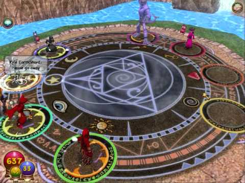 Wizard 101 walkthrough part 50: Boss 6: Kraken