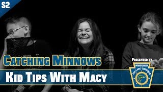 Kids Tips   Catching Minnows   Erie Extreme TV Show   S2E8