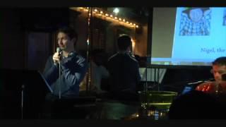 Alex Boling's Naughty Thanksgiving Cabaret   Paradise