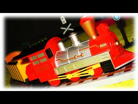Video For Children Trains - Trains For Children Videos Railway Remote Control Kids Toddlers Toys video