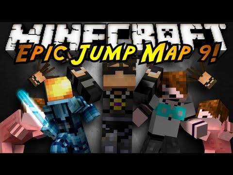 Minecraft: Epic Jump Map Ultimate Trolling FINALE!