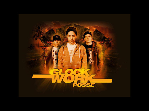Glockwork Posse - Forward Vol. 4