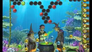 Bubble Witch Saga Level 156