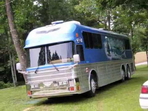 1975 silver eagle motor coach ebay youtube Silver eagle motor coach