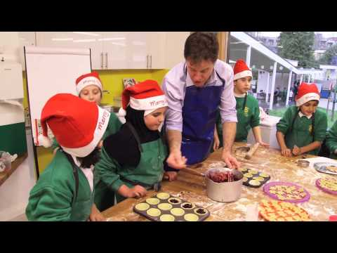 Merry Christmas 2014: Nick Clegg's message