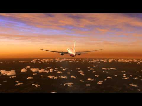 FSX - Missing Flight MH370