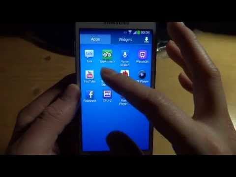 Samsung Galaxy S4 Mini  GT-I9190 test 1