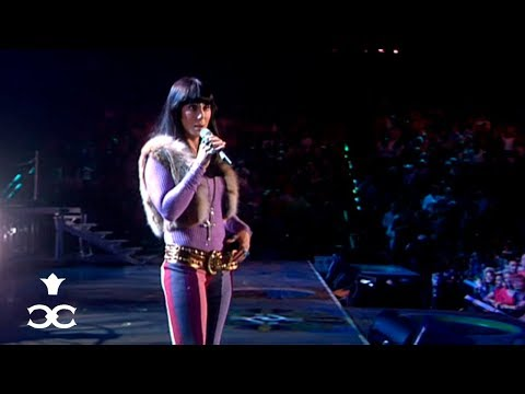 Cher - Half-Breed / Gypsys, Tramps & Thieves / Dark Lady (The Farewell Tour) ᴴᴰ