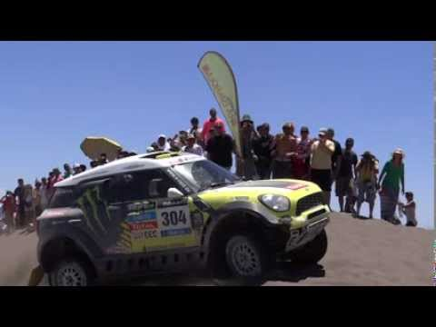 Copia de DAKAR NANI ROMA (ESP) El ganador y  STEPHANE PETERHANSEL (FRA) MINI 20140106144954