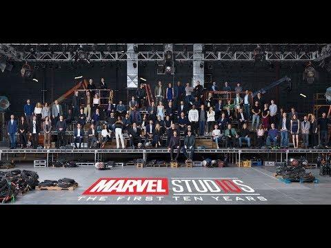 Marvel Studios 10th Anniversary Special Video