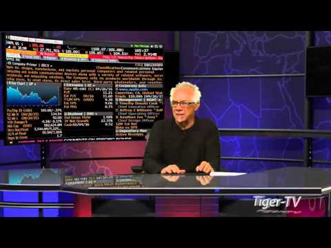 April 25th Daily Stock Market Recap by Tom O'Brien on TFNN   2016