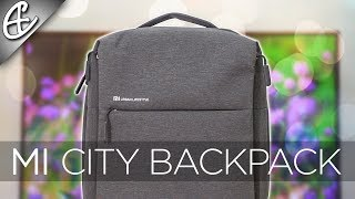 Xiaomi Mi City Backpack Review
