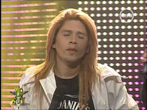 Yo soy Axl Rose 20-07-2012 peru/ - Completo CRITICAS
