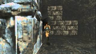 Tomb Raider (1996) - 01 - Caves (All Secrets)
