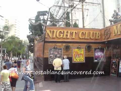Neptunes Bar Benidorm Benidorm TV Series YouTube