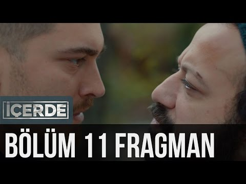 İçerde 11. Bölüm Fragman