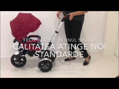 Carucior tricicleta - Stroller tricycle  Lian Joy