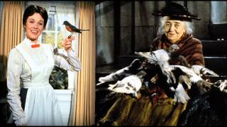 P.L. Travers Discusses Feed the Birds