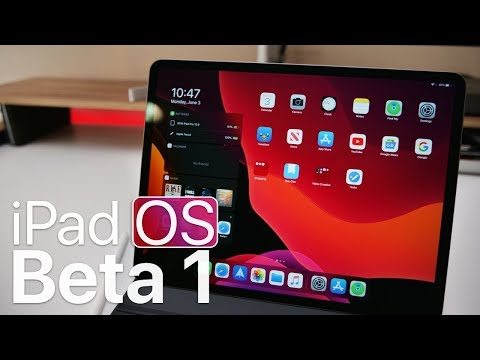 iPadOS 13 Beta 1 - What's New?