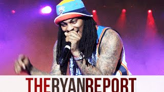 Waka Flocka's On Instagram Straight Flexin' A Violation Of His Parole - The Ryan Report