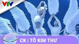 TÔ KIM THƯ | BƯỚC NHẢY HOÀN VŨ NHÍ 2015 | TẬP 10 (SEASON 2)