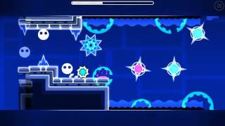 Geometry Dash Level 13 - Electroman Adventures (ALL COIN)