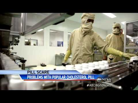 Generic Lipitor Warning: Manufacturer Halts Production of Dru