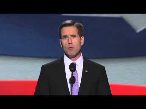 Beau Biden Addresses the 2012 Democratic National Convention