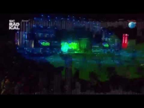 Steve Aoki Rock in Rio 2014 [FULL]