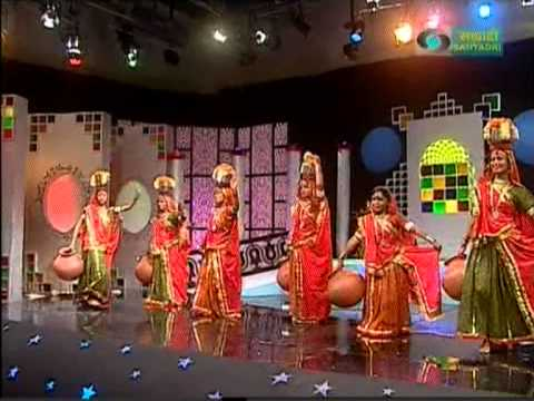 Dhina Dhin Dha Santosh Mane Sangli video