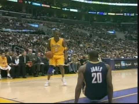 KOBE CROSS FRED JONES [KB24] Video