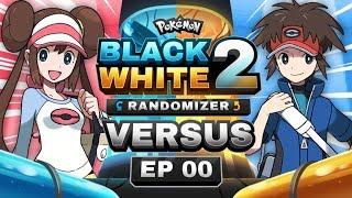 CHOOSE OUR STARTERS! - Pokémon Black 2 And White 2 Randomizer Nuzlocke Versus!