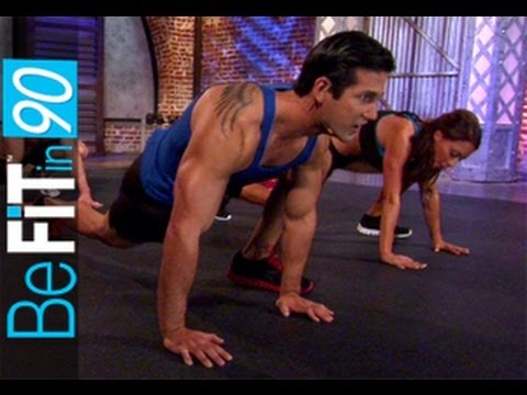 Plyo Cardio Blast Workout by BeFit in 90