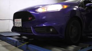 Project Car Fiesta ST Gets COBB Stage 2! Before/After Dyno