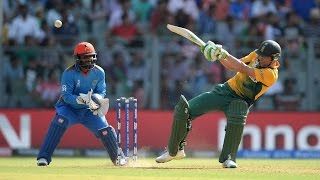South Africa vs Afghanistan: South Africa win by 37 runs World T20