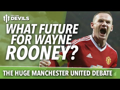 Wayne Rooney: What Does The Future Hold? The HUGE Manchester United Debate! Will He Stay?!
