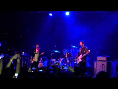 Sweet Children Green Day Introduction Walking Out On Stage. House Of Blues Cleveland Ohio 4 16 15 L video