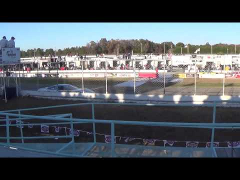 NASCAR Myrtle Beach 400 Heat 1 Race!!!! 11-22-2014