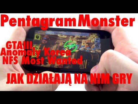 Pentagram Monster - jak działają na nim gry?