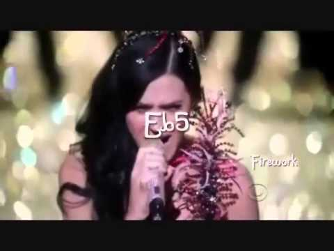 Katy Perry's 2013 Live Vocal Range: E3-C#7