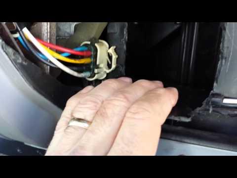 Air Blend Door door Fix 98 ford Explorer