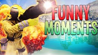 Rust Funny Moments - RAID CAM, Trolling People, Intense Battle!